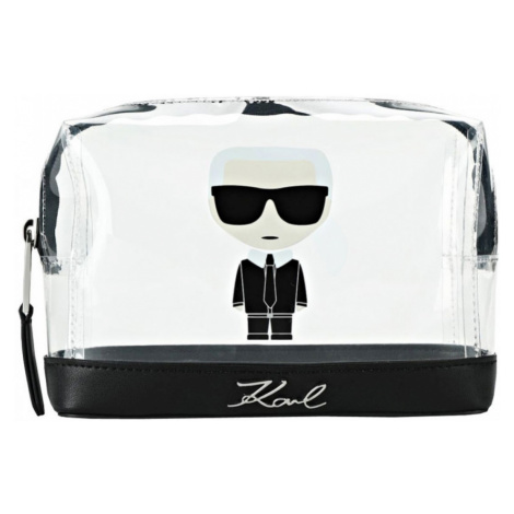Kabelka Karl Lagerfeld K/Ikonik Transparent Pouch