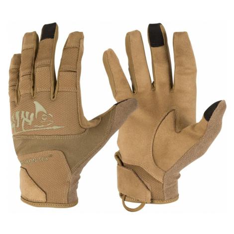 Taktické rukavice RANGE Helikon-Tex® – Coyote / Adaptive Green