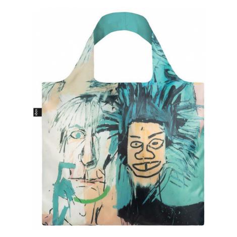 Loqi Bag Jean Michel Basquiat Warhol Bag-One size farebné JB.WA-One size