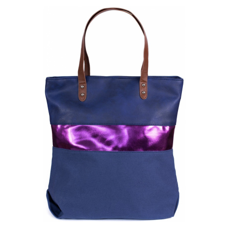 Art Of Polo Woman's Bag tr18232 Navy Blue