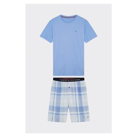Tommy Hilfiger pánske pyžamo - modré