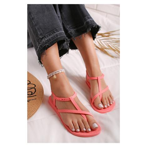 Ružové gumené sandále Class Wish Ipanema