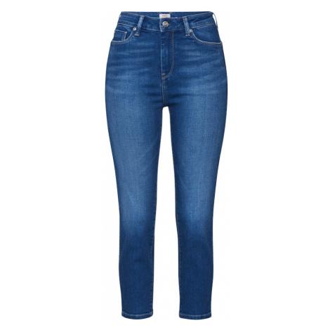 Pepe Jeans Džínsy 'Dion 7/8'  modrá denim