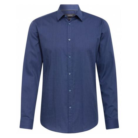 Esprit Collection Košeľa  námornícka modrá
