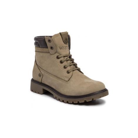 Wrangler Outdoorová obuv Creek WL92500A Béžová