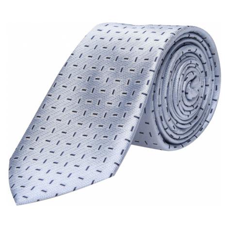 Calvin Klein Motif Silk Tie