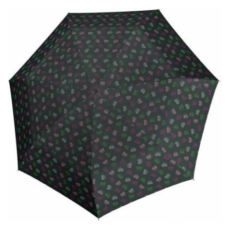 Doppler Skladací mechanický dáždnik Hit Mini Emotion 700165PE green