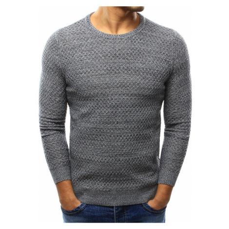 Men's gray sweater DStreet