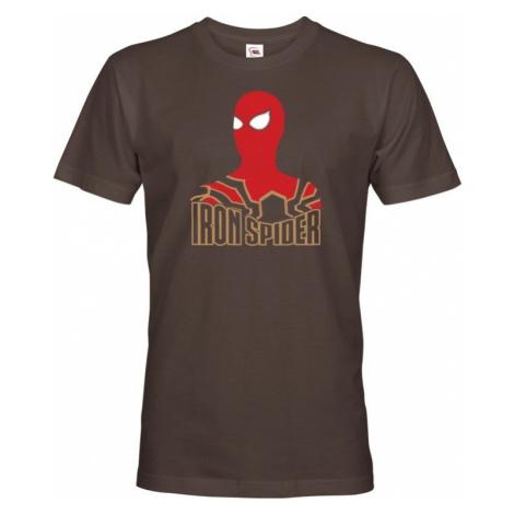 Pánske tričko s Marvel hrdinom Spider manom