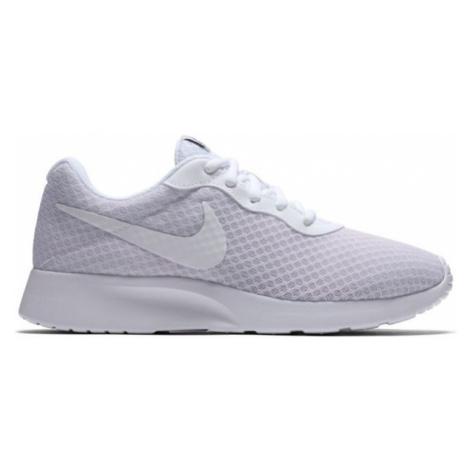 Nike TANJUN biela - Dámska voľnočasová obuv