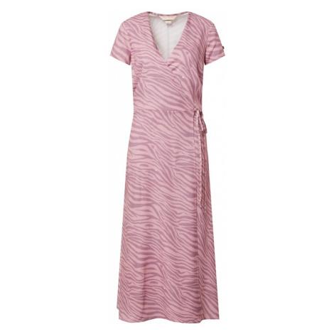 Femi Stories Letné šaty 'ELSA'  ružová / fialová