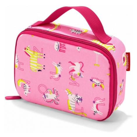 Box na jedlo Reisenthel Thermocase Kids Abc Friends Pink