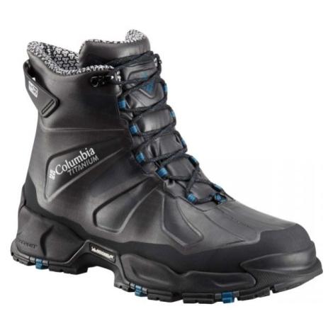 Columbia CANUK TITANIUM OH 3D OD EX čierna - Pánska outdoorová obuv