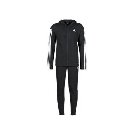 Adidas M Rib Tracksuit Čierna