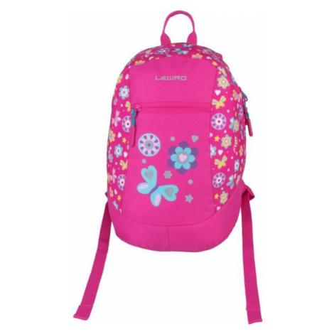 Lewro DIDI8 ružová - Detský batoh
