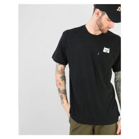 Pánske tričko RIPNDIP Lord Nermal Tee - black