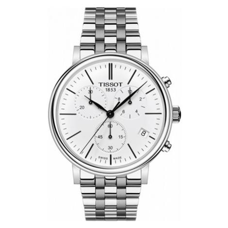 Tissot T-Classic Carson Premium Chronograph T122.417.11.011.00
