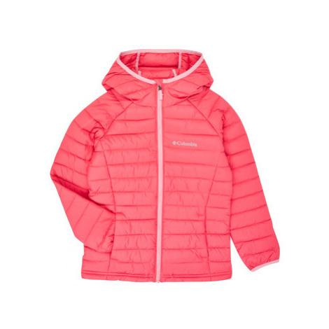 Dievčenské bundy, kabáty a kožuchy Columbia