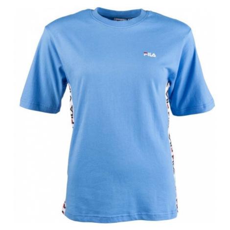 Fila TALITA TEE SS modrá - Dámske tričko