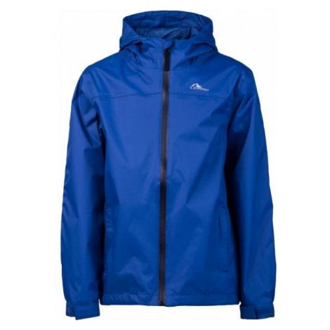Lewro KIARAN modrá - Detská šuštiaková bunda