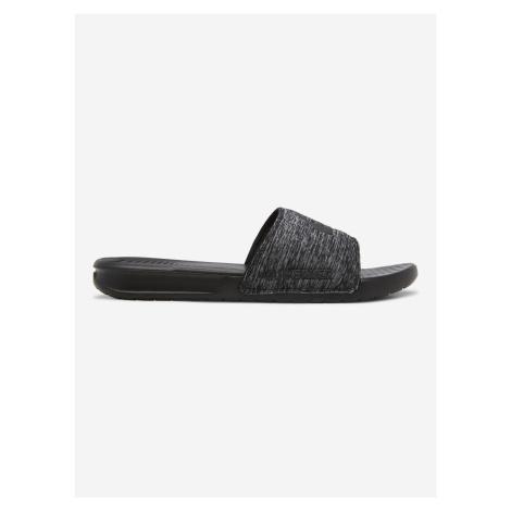 Bright Coast Pantofle Quiksilver Čierna