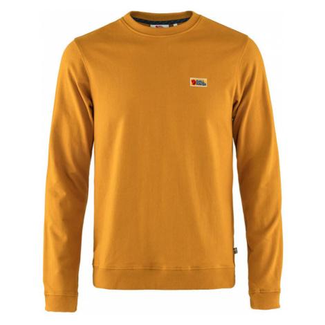Fjällräven Verdag Sweater M Acorn-S žlté F87316-166-S