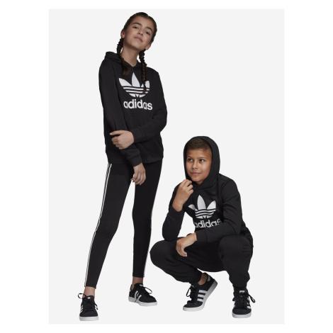 Trefoil Mikina dětská adidas Originals Čierna