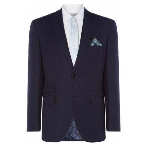 Turner and Sanderson Coleridge Italian Wool Herringbone Suit Jacket