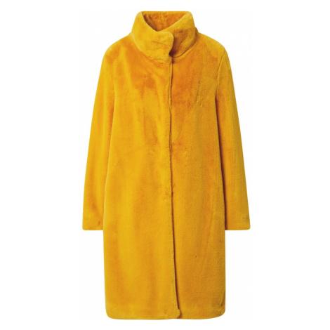 s.Oliver Zimný kabát  žltá