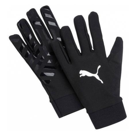 Puma FIELD PLAYER GLOVE čierna - Hráčske rukavice