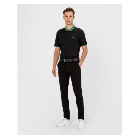 BOSS Parlay 88 Polo tričko Čierna Hugo Boss