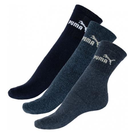 3PACK ponožky Puma viacfarebné (261070001 321) M