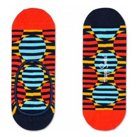 Happy Socks Optic Dot Liner Sock-M-L (41-46) farebné OPD06-6500-M-L (41-46)