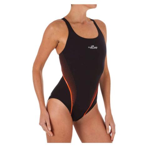 Športové jednodielne plavky NABAIJI