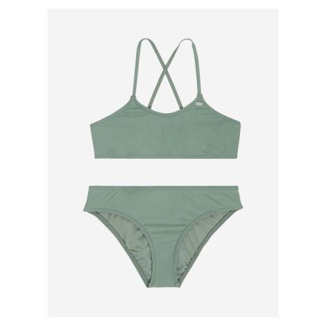 Essential Dvoudílné plavky dětské O'Neill Zelená