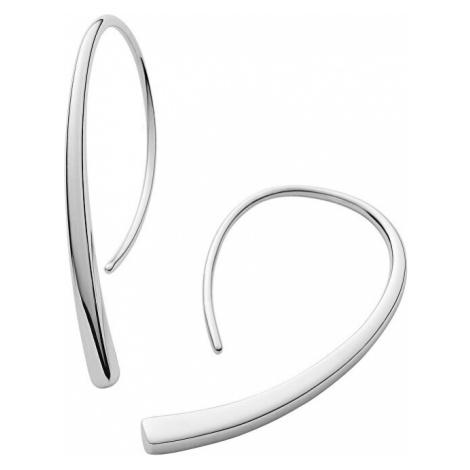 Skagen Luxusné oceľové náušnice SKJ1057040