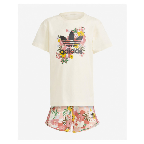 adidas Originals Her Studio London Set detský Ružová Béžová
