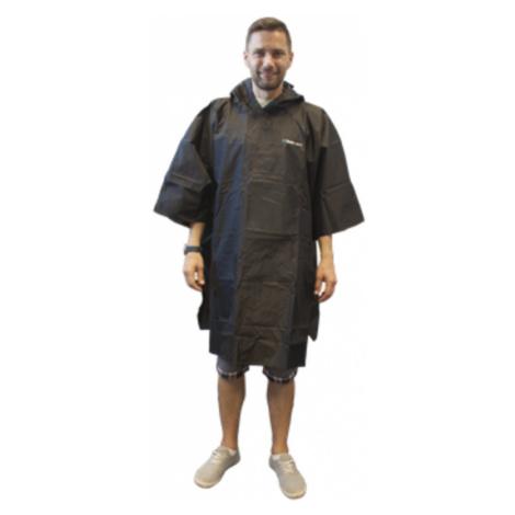Pláštenka TREKMATES Essential Poncho čierna