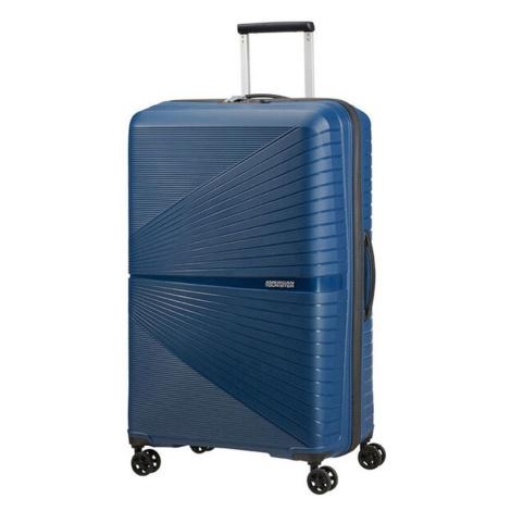 American Tourister Škrupinový cestovný kufor Airconic 101 l - tmavě modrá