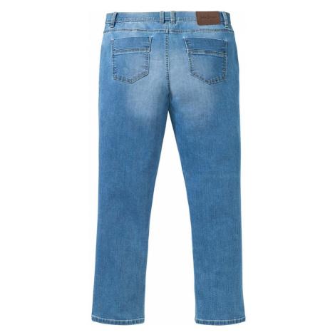 Strečové džínsy Slim Fit Straight
