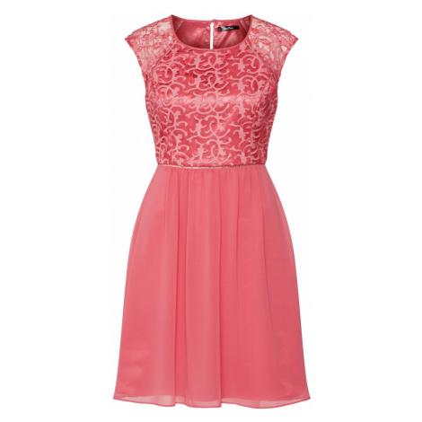 Vera Mont Kokteilové šaty  ružová / červená