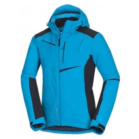 Northfinder BOOKER modrá - Pánska lyžiarska bunda