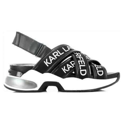 Sandále Karl Lagerfeld Ventura Karl Mutli-Strap Sling