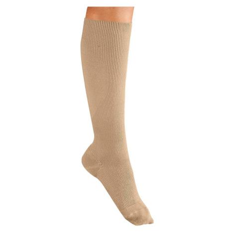 Blancheporte lnené podkolienky pre úľavu nôh, 2 páry béžová