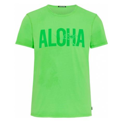 CHIEMSEE Funkčné tričko  zelená
