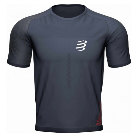 Compressport PERFORMANCE SS TSHIRT - Pánske bežecké tričko