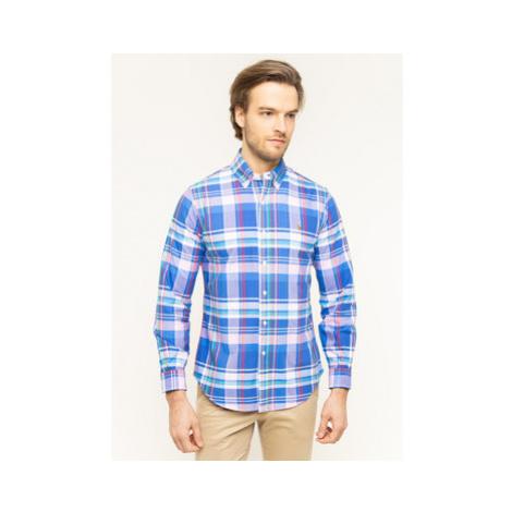 Polo Ralph Lauren Košeľa Multi Oxford 710784298 Farebná Custom Fit