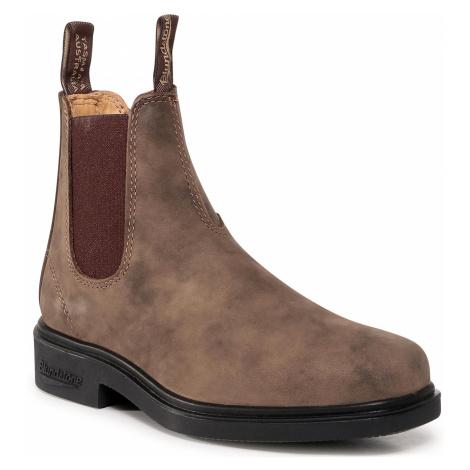 Kotníková obuv s elastickým prvkom BLUNDSTONE