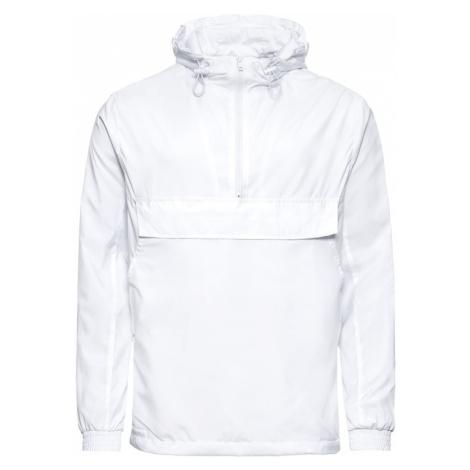 Urban Classics Big & Tall Prechodná bunda  biela