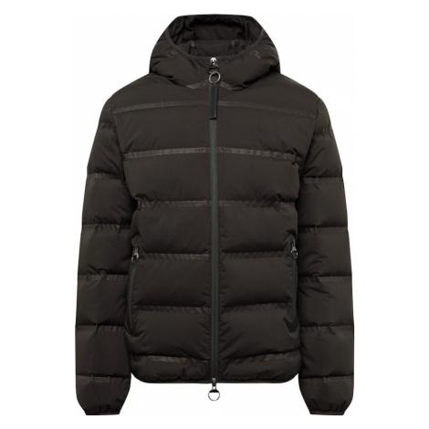 ARMANI EXCHANGE Prechodná bunda  čierna